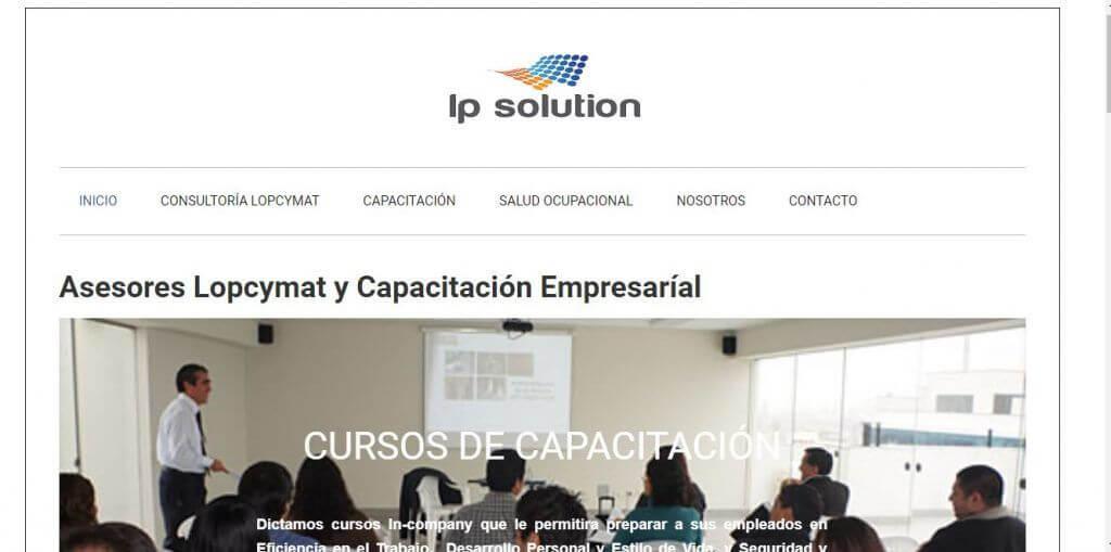 IPSolution Asesores en Seguridad Laboral