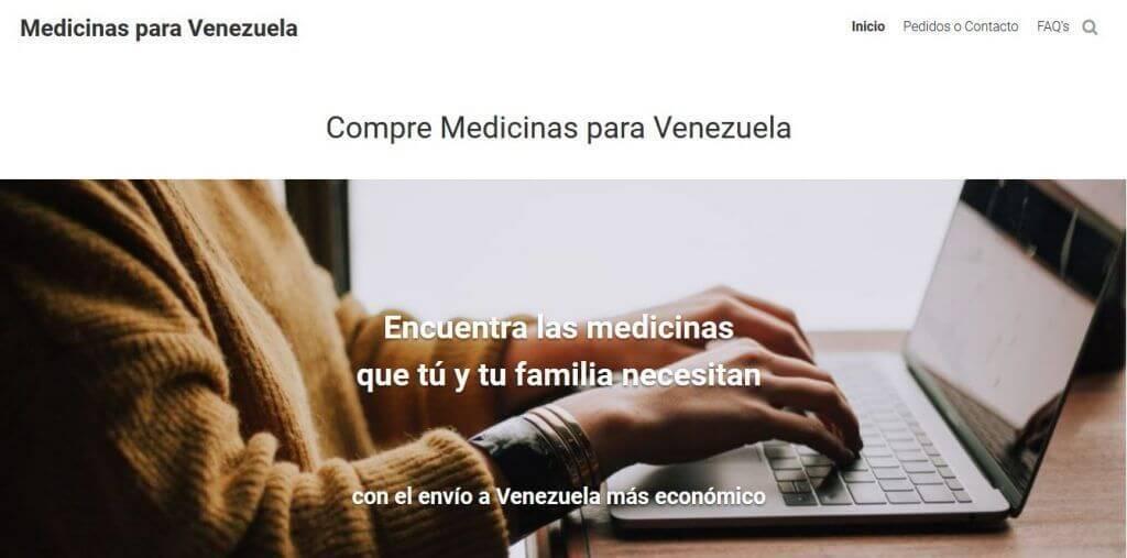 Medicinas Para Venezuela