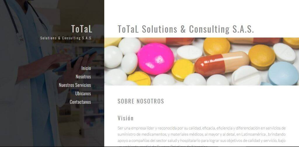 Total Solutions Consulting SAS